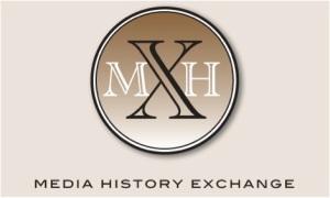 Media History Exchange logo